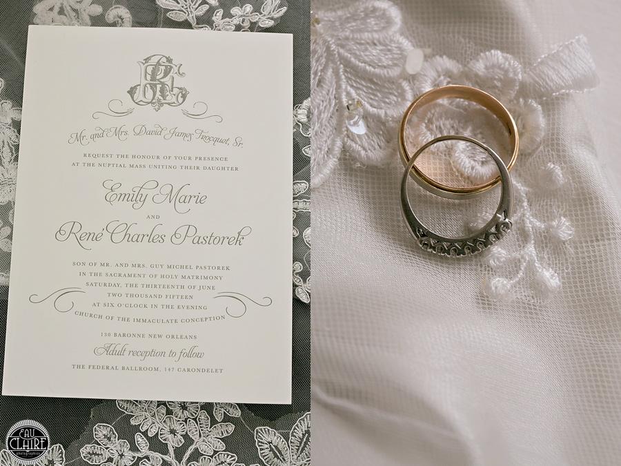 02- New Orleans Wedding- The Federal Ballroom