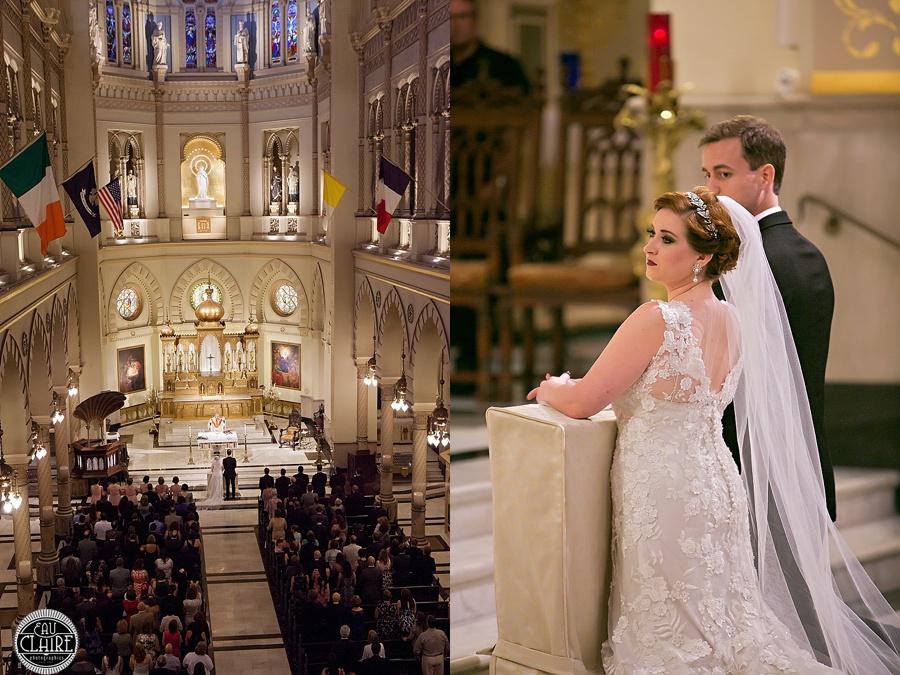 21- New Orleans Wedding- The Federal Ballroom