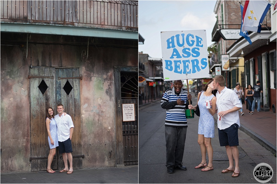 French Quarter Engagement Session07