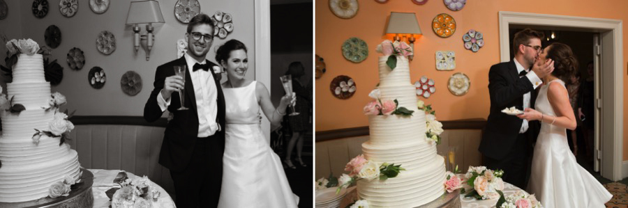 Brennan's Restaurant Wedding New Orleans Louisiana. Eau Claire Photographics.